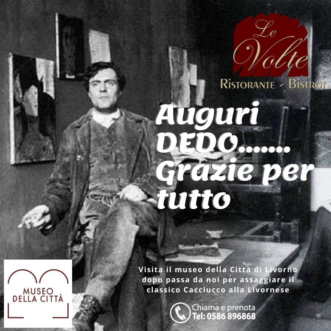 Auguri Modigliani - L'omaggio a Modigliani, nel giorno del suo centenario