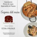 Cacciucco primi 150x150 - Tutto il sapore del mare nei piatti del Ristorante Le Volte