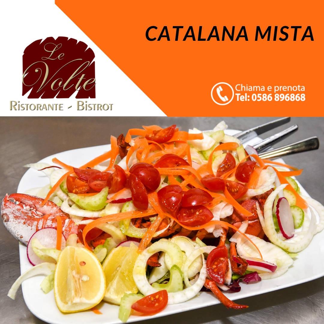 Catalana mista  - Catalana mista: un piatto per stupire