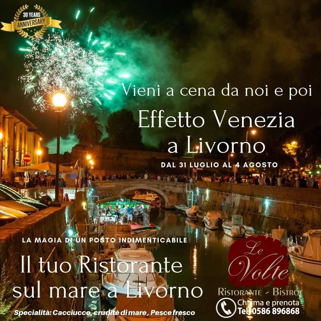 Effetto venezia 2019 - A Livorno, tutto lo spettacolo di Effetto Venezia