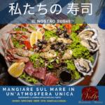 IL NOSTRO SUSHI 150x150 - Se sei stanco del solito sushi, prova le nostre cruditè