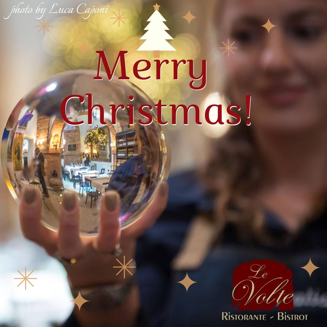 Nataly sfera levolte - Il Ristorante Le Volte si prepara al Natale