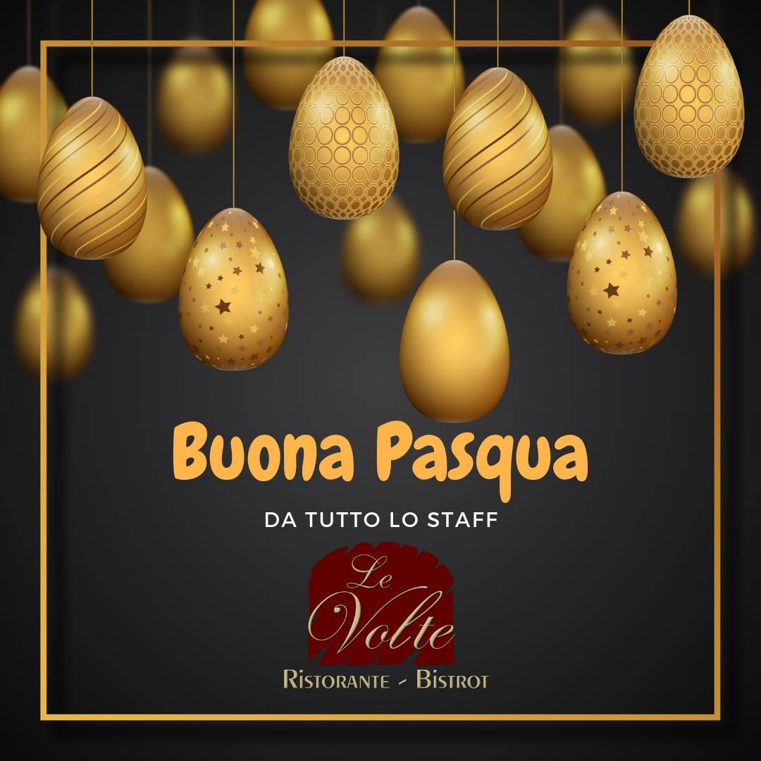 buona pasqua 2019 - Buona Pasqua dal Ristorante Le Volte