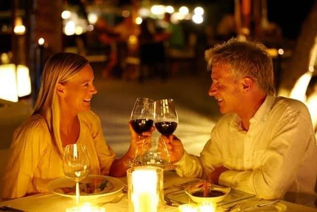 cena romantica - Romantic Dinners
