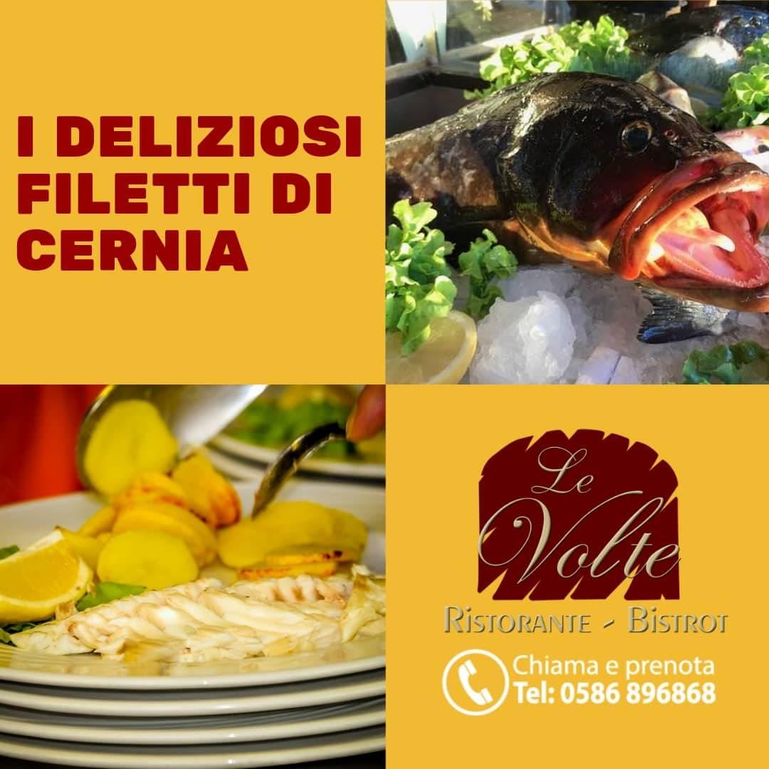 filetti di cernia - Cernia: un pesce pregiato, e ricco di proprietà nutrizionali