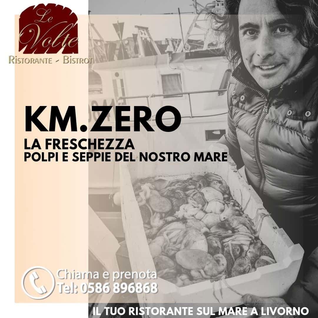 km zero1 - Il Ristorante Le Volte punta sul km0
