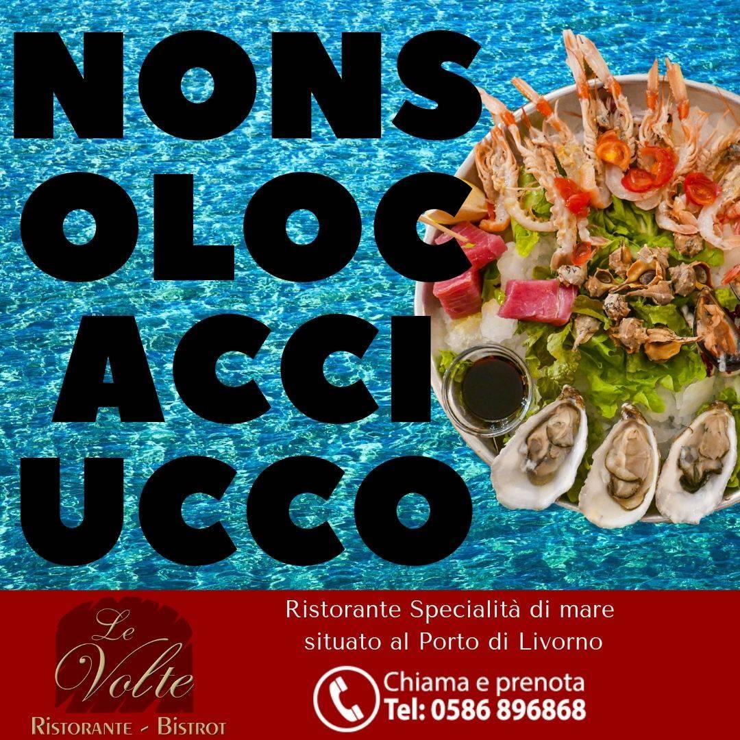 non solo cacciucco  - I migliori piatti di pesce a Livorno si gustano al Ristorante Le Volte